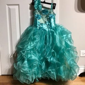 Other - Evening wedding Party Puffy Tulle Layered Sequins